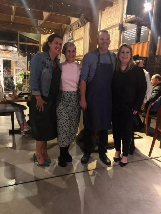 Guilherme Sperry Chef Surpresa do Containner