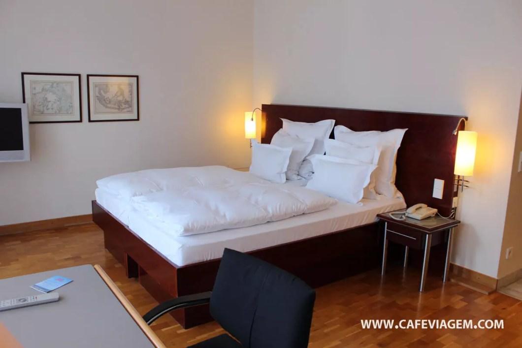 hotel em Hannover bem localizado