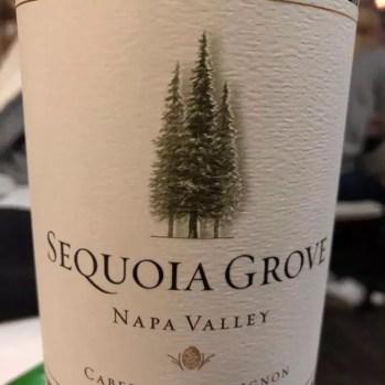vinhos Napa Sequoia