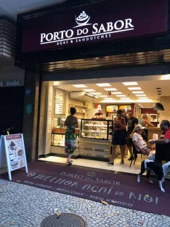 Porto do Sabor Ipanema Rio