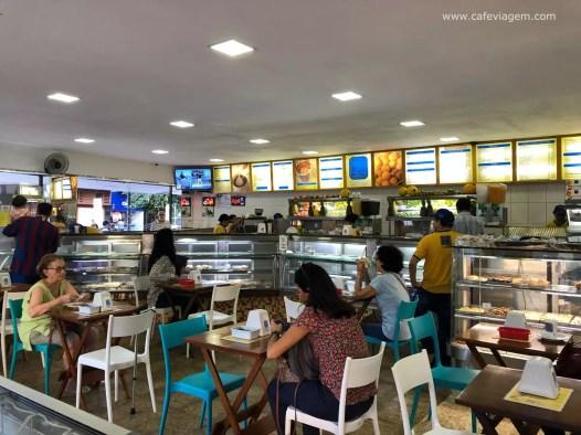 café Padaria Ipanema Rio