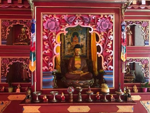 Espaço Tibet Três Coroas