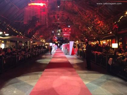 Tapete Vermelho do Festival de Cinema de Gramado