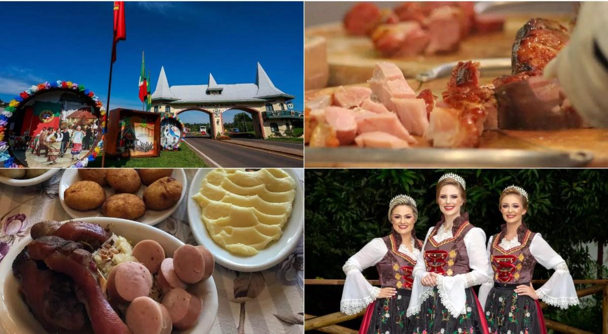 gastronomia alemã no Rio Grande do Sul