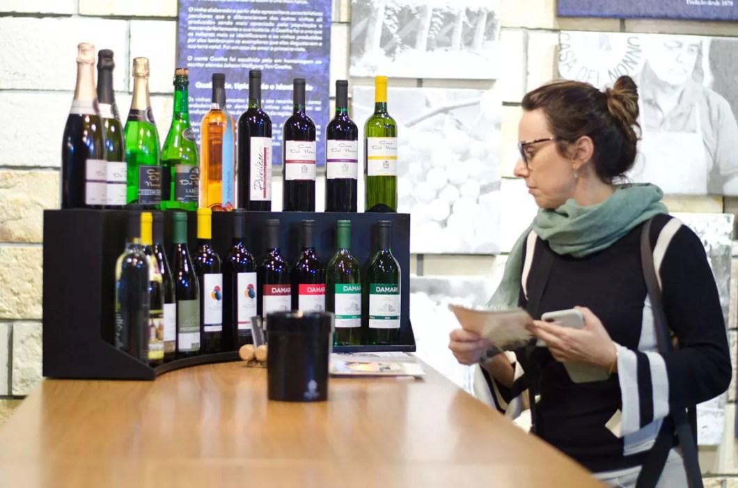 vinícola Casa del Nonno Urussanga