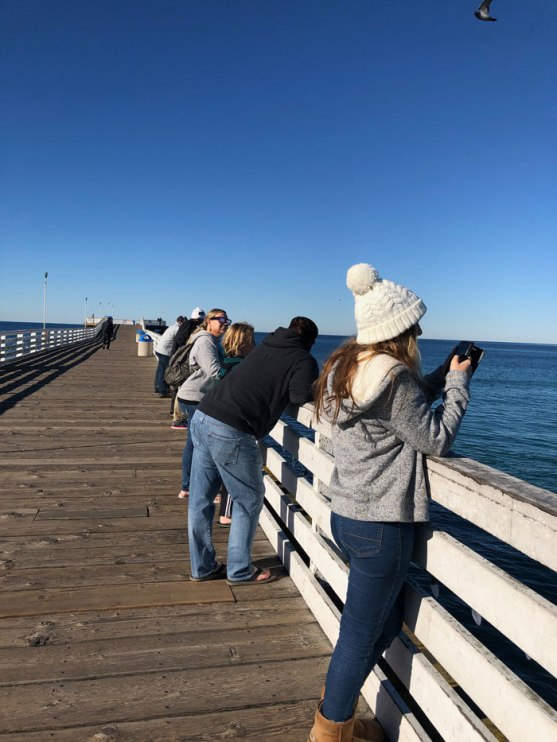 Pacific Beach roteiro Los Angeles San Diego