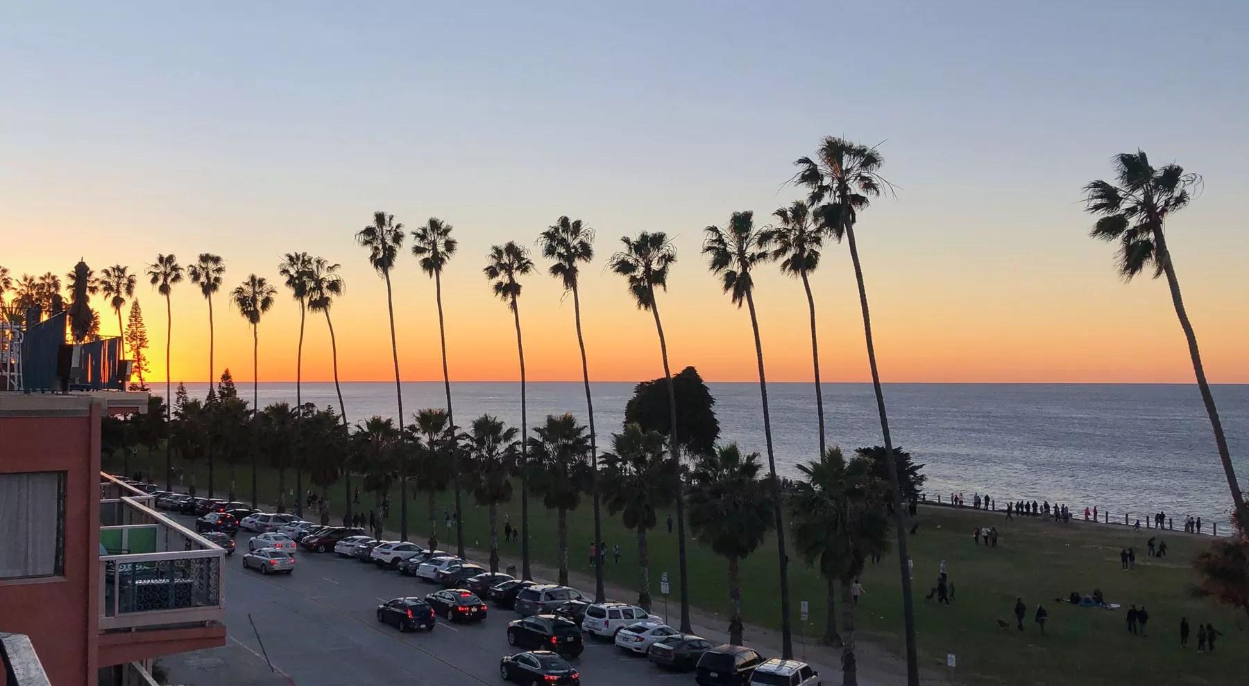 Los Angeles a San Diego de carro