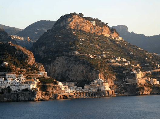lua de mel sul da Itália