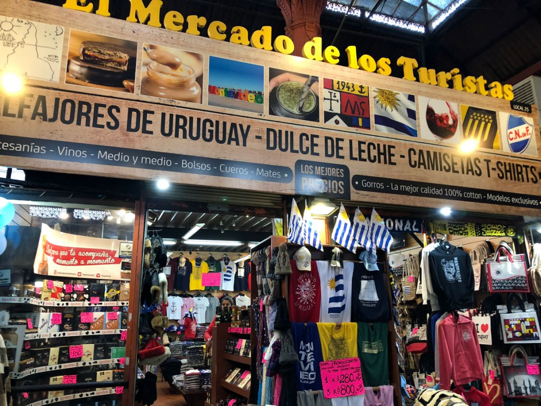 Montevidéu Compras