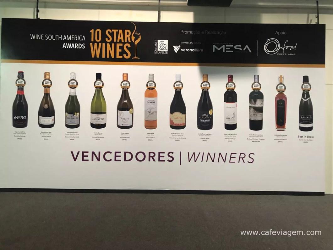 vinhos brasileiros Wine South America