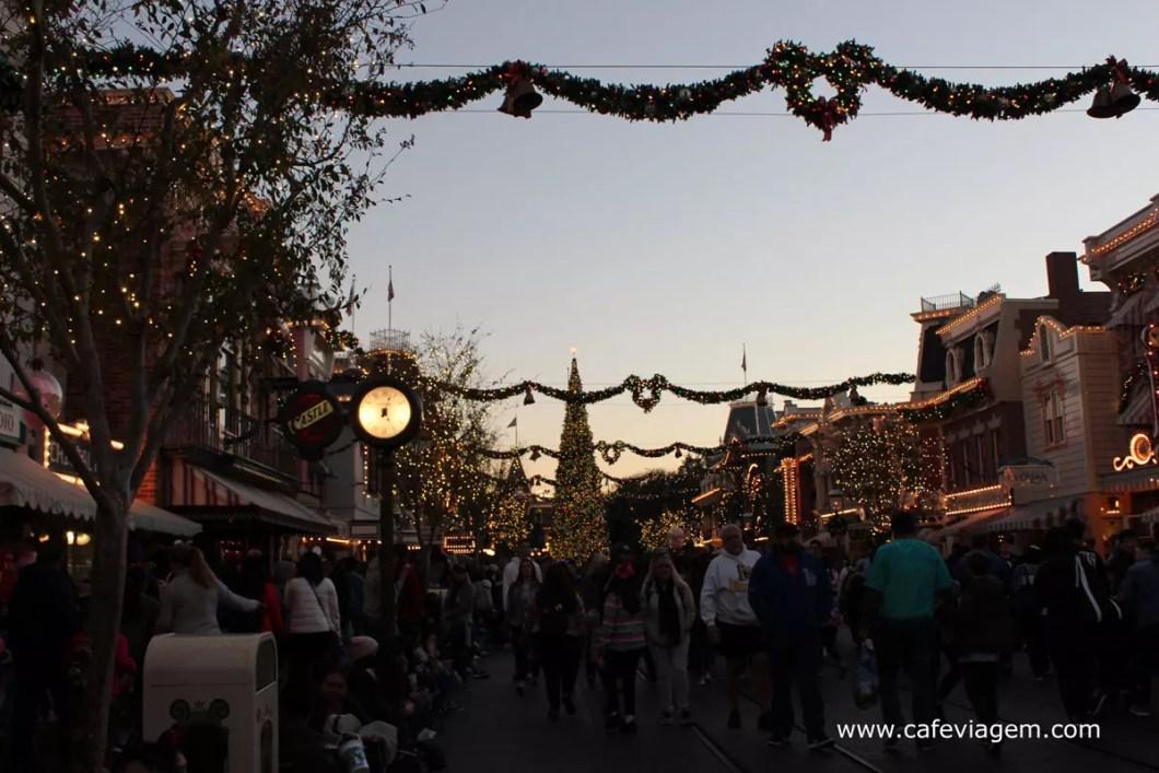 dicas Disneyland Natal
