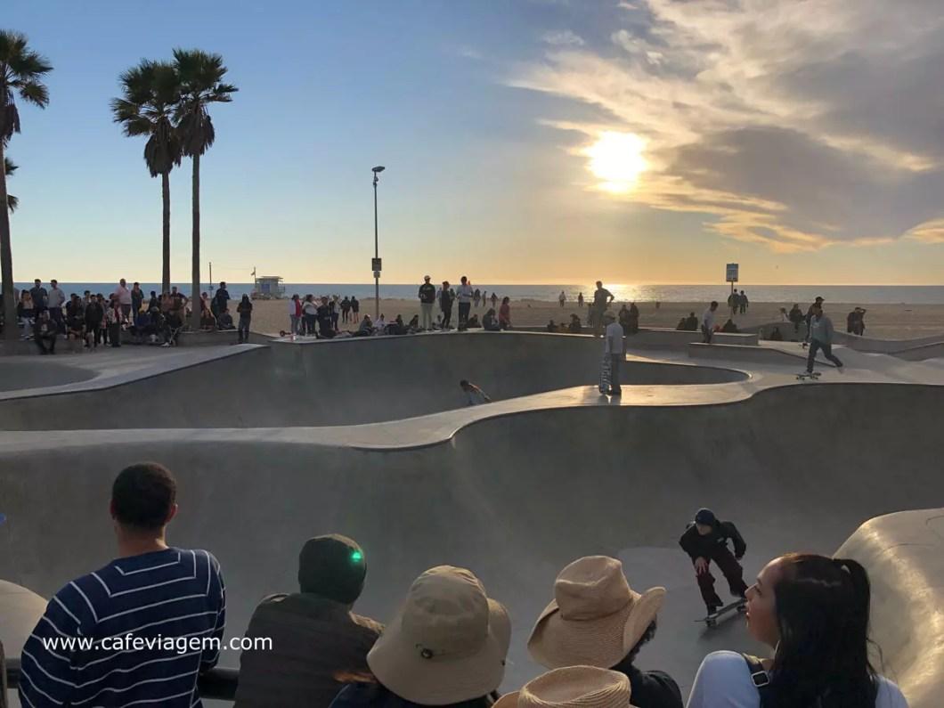dicas Venice Beach skate