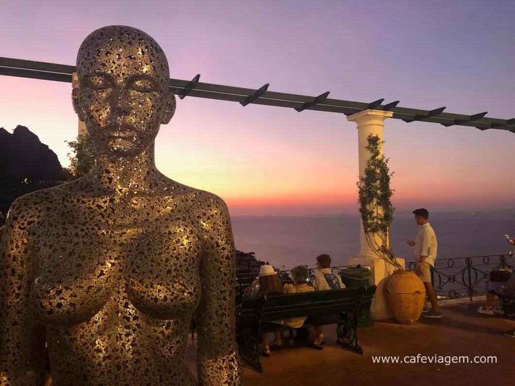 dicas Capri Italia