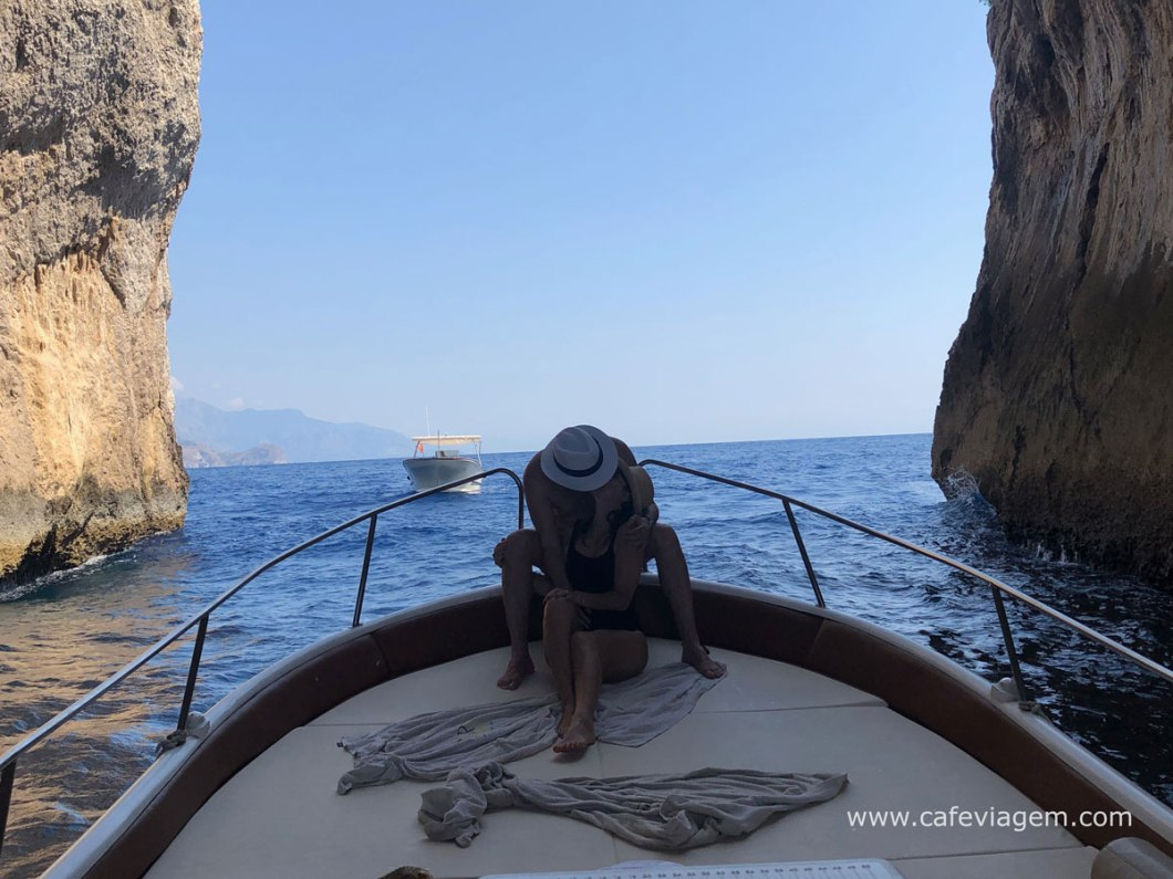 Faraglioni de barco
