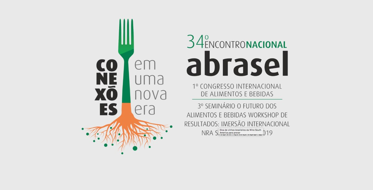Encontro Nacional Abrasel Porto Alegre