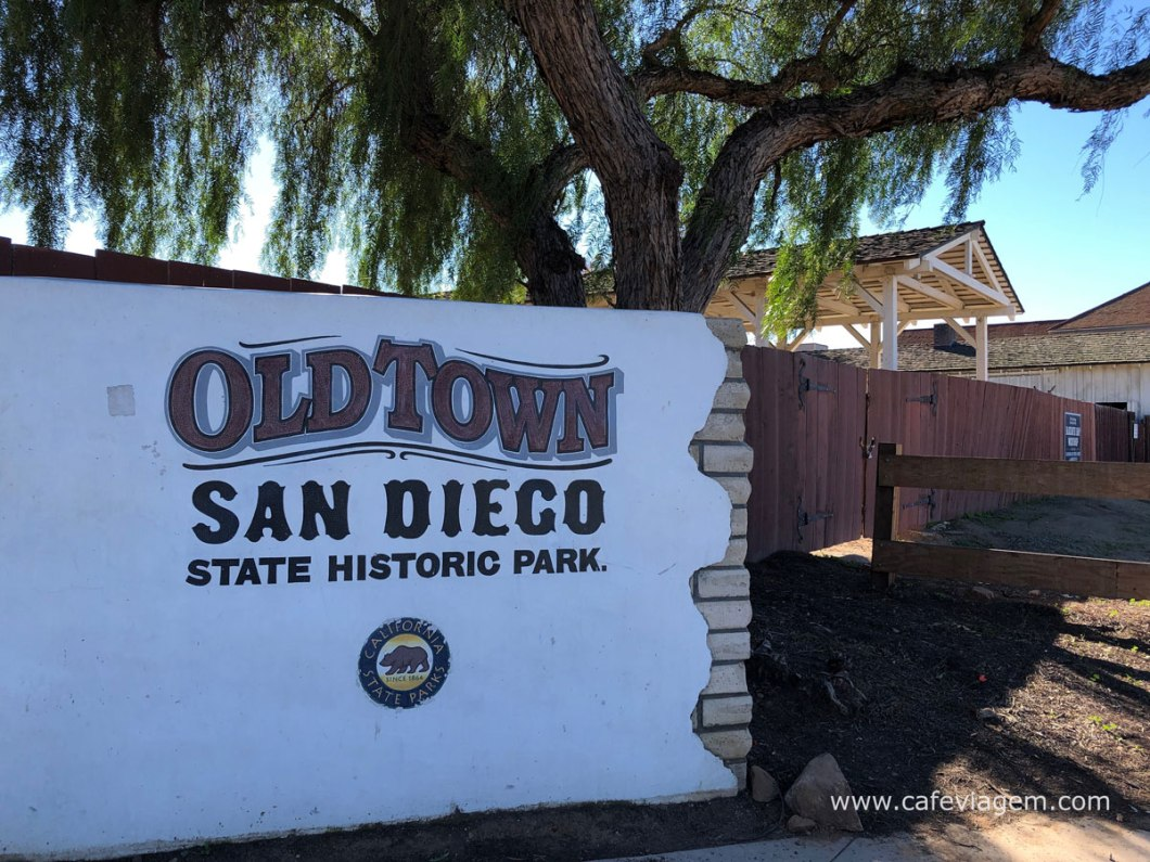 Old Town San Diego Dicas
