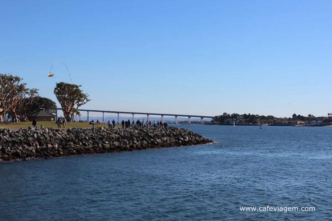 Seaport Village San Diego o que fazer