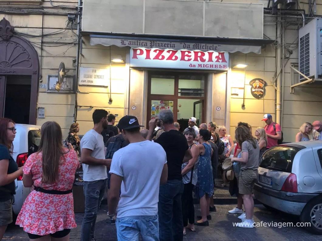 pizza Julia Roberts Nápoles