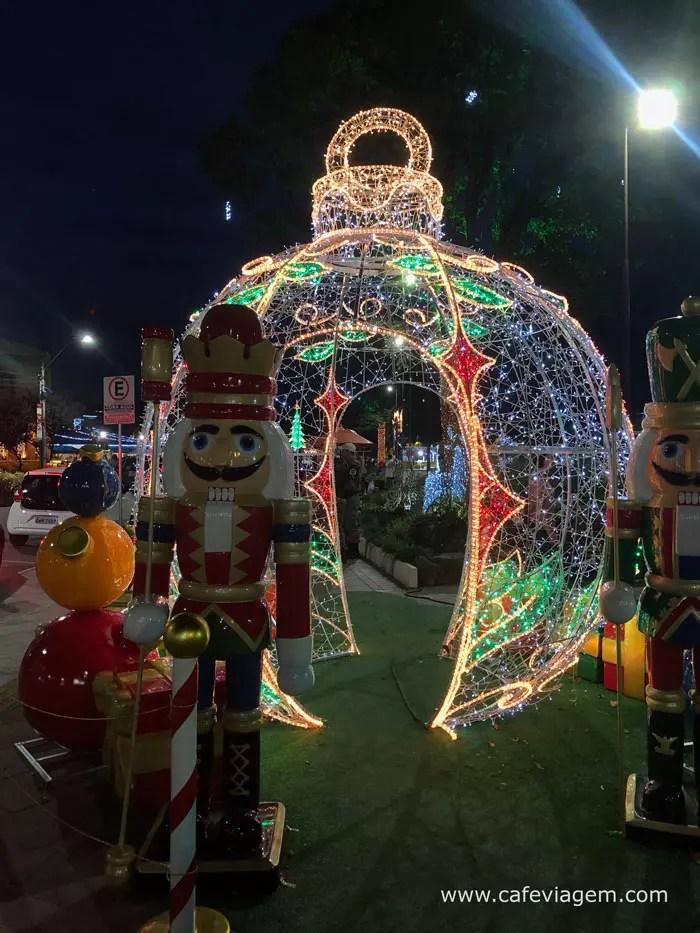 Programação Sonho de Natal Canela