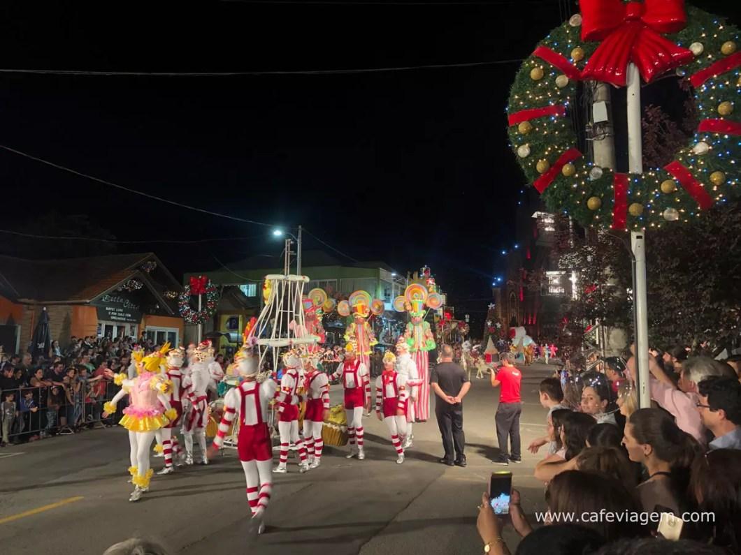 Desfile Sonho de Natal