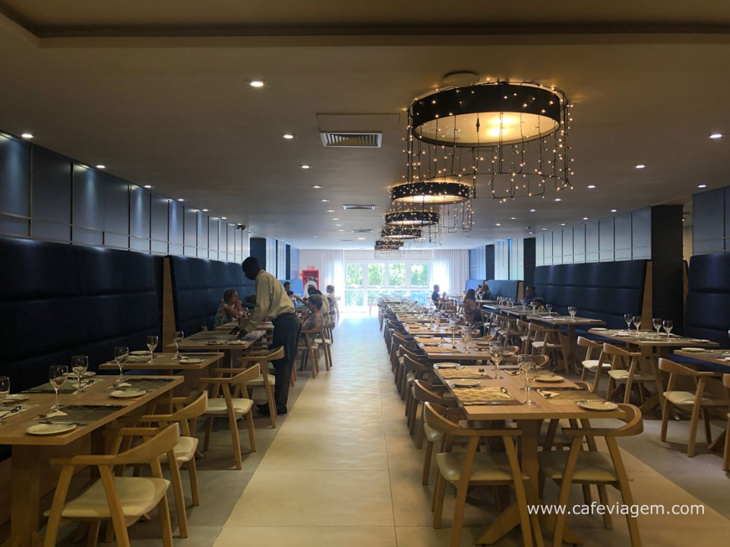 Wyndham Gramado restaurante