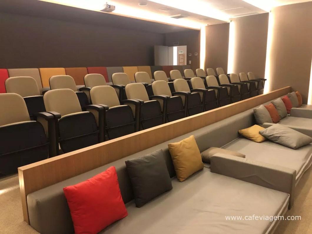 Wyndham Gramado Resort cinema
