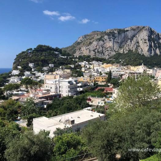 dica de hotel em Capri Italia