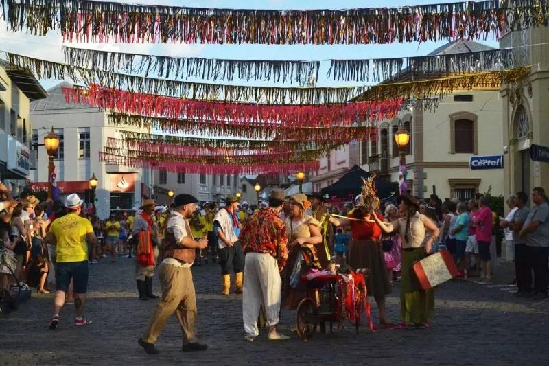 serra gaúcha Carnaval