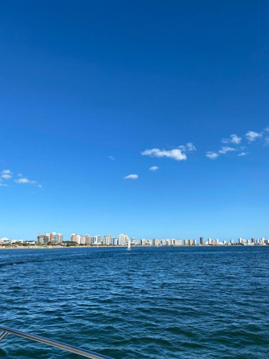 passeio de barco em Punta del Este