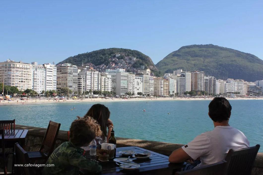 vistas do Rio de Janeiro