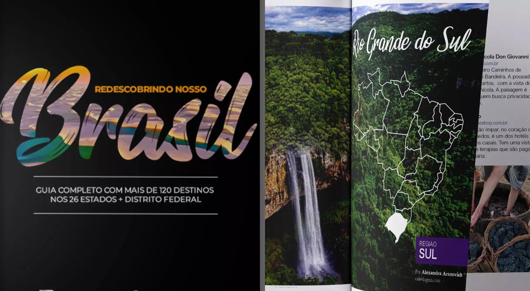 Guia Redescobrindo nosso Brasil