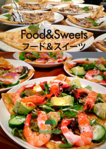 Food & Sweets Menu(cover)