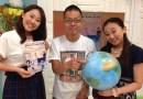 Global Cafe Guideをテレビに取り上げて貰いました!