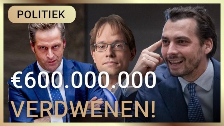 €600.000.00 verdwenen! - Erik van der Horst met Pepijn van Houwelingen en Thierry Baudet