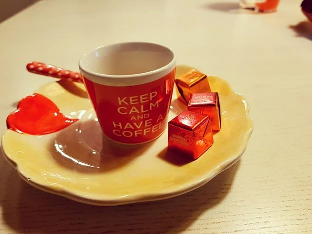 Keep Calm and Have a Coffee | ph @carla_marchioro