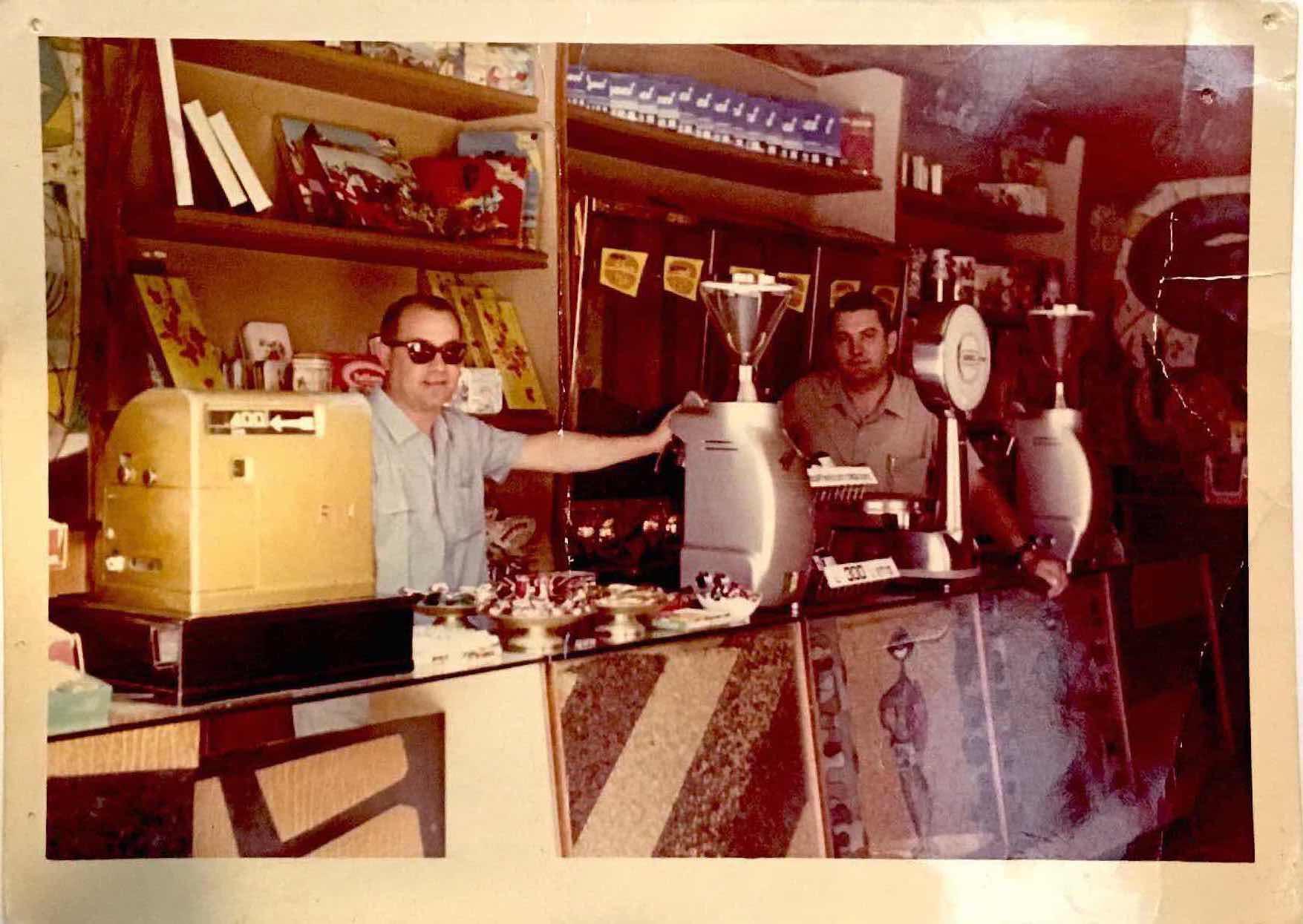 Caffè Torrefazione Chicco D'Oro | La Nostra Storia - Anni 60