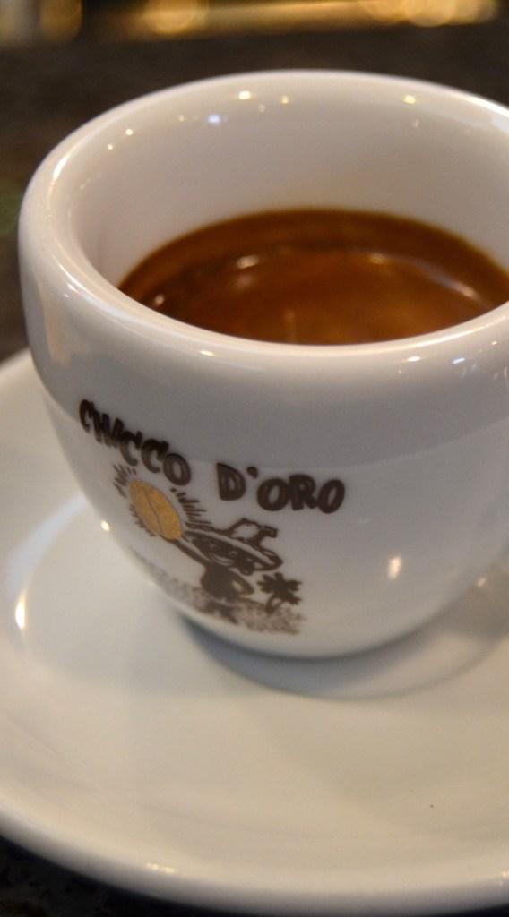 Torrefazione Caffè Chicco D'Oro | La Nostra Storia - Tazzina