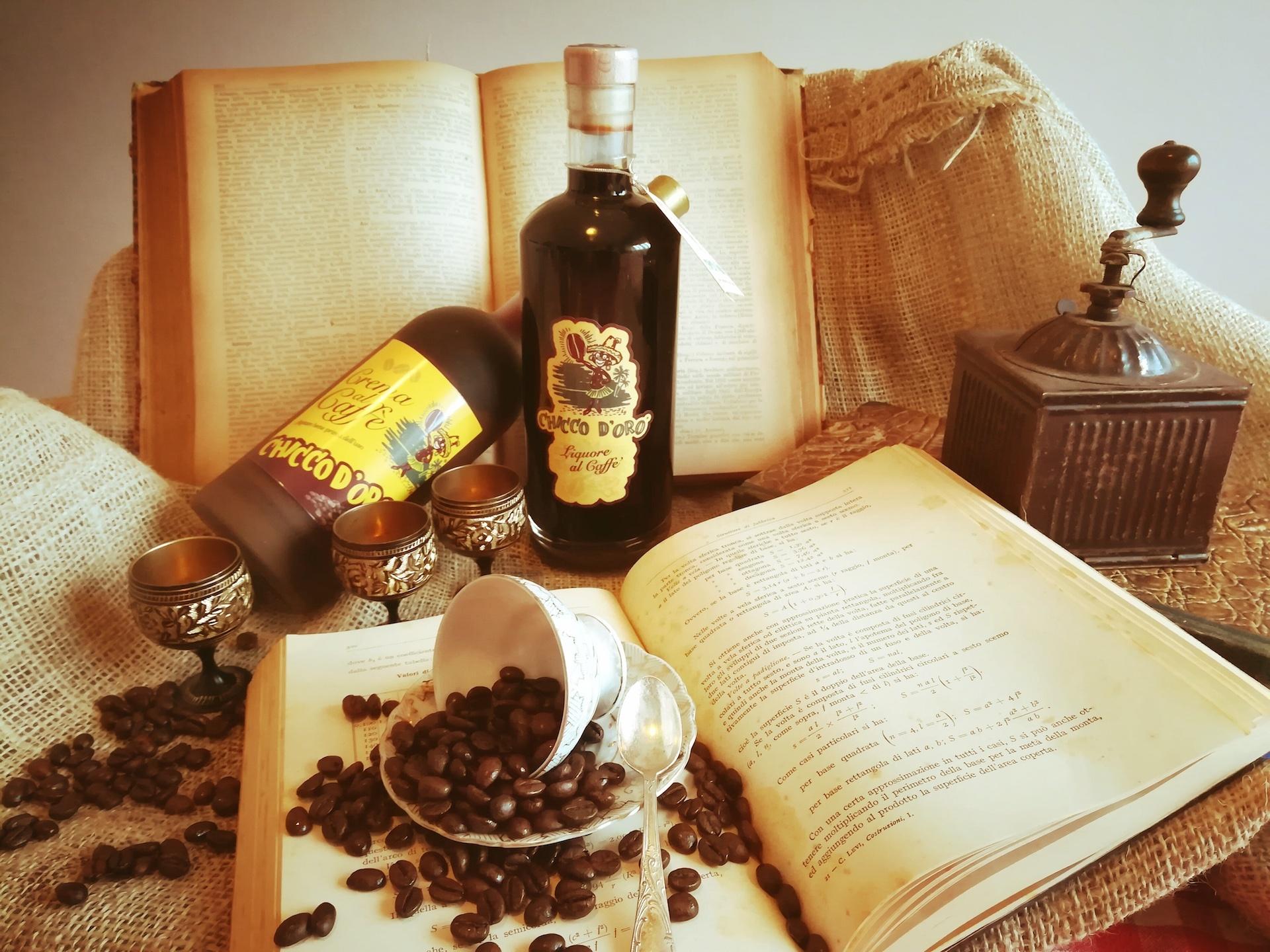 Caffè Torrefazione Chicco D'Oro | I Nostri Prodotti - Liquori