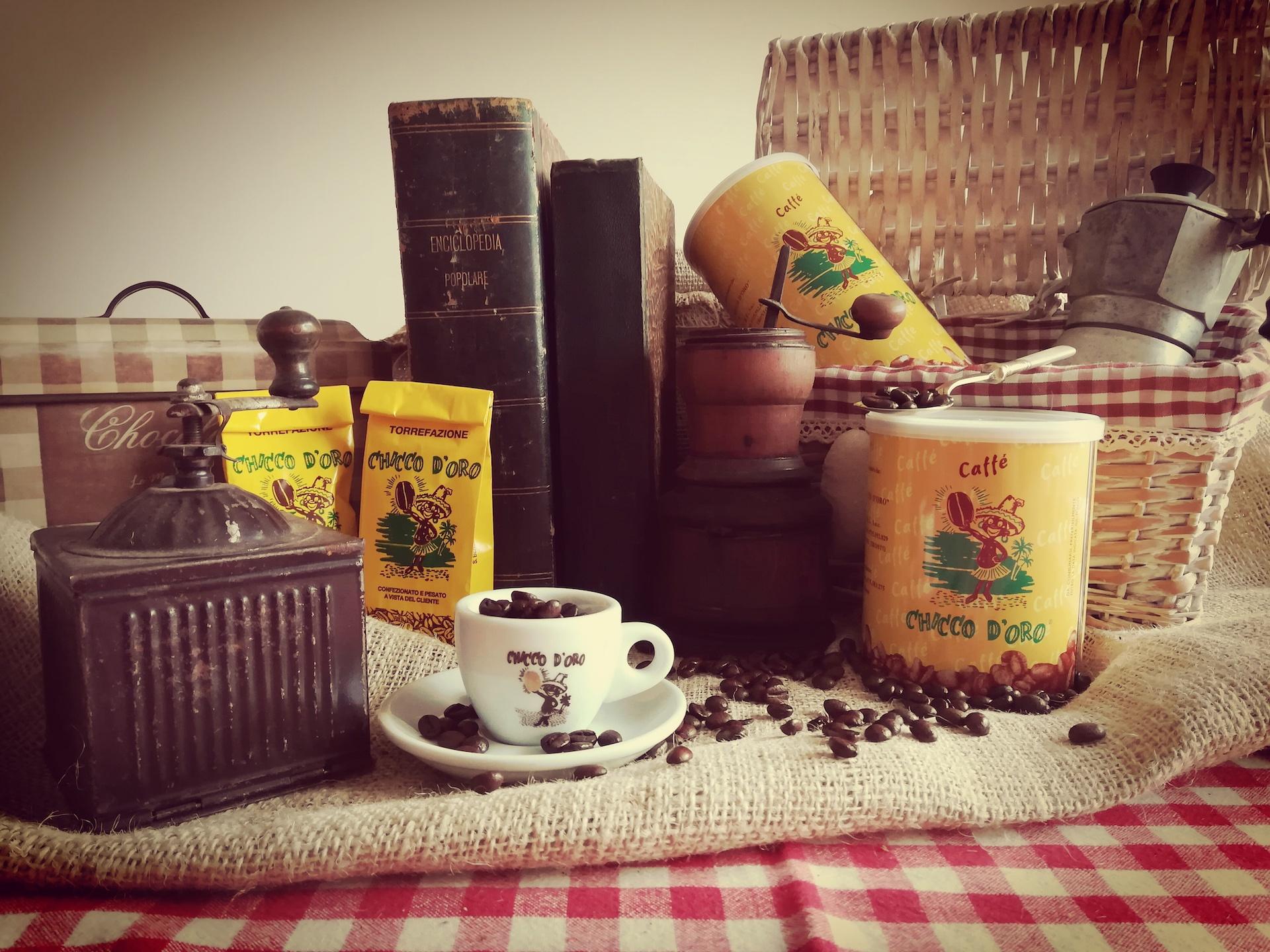 I Nostri Prodotti - Caffè Torrefazione Chicco D'Oro | Il Caffè