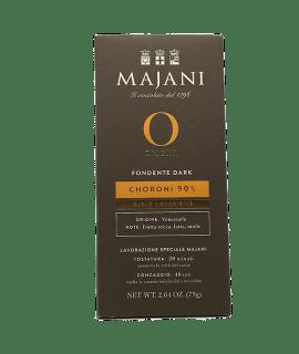 Fondente Choronì 90% Majani – Torrefazione Caffè Chicco D'Oro