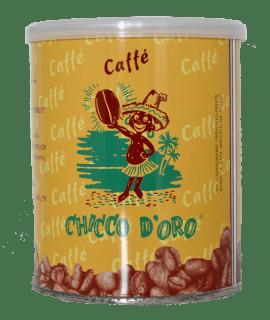 Torrefazione Caffè Chicco D'Oro | Barattolo di Caffè 250 gr