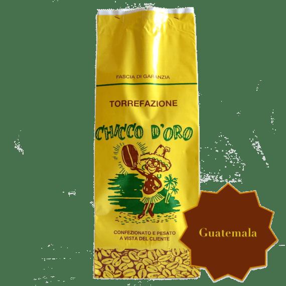 Torrefazione Caffè Chicco D'Oro | Caffè Guatemala in grani, macinato per moka ed espresso
