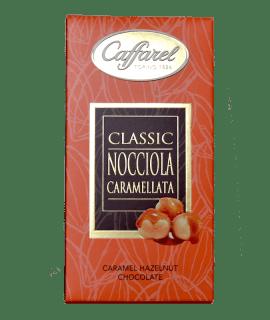 Torrefazione Caffè Chicco D'Oro | Tavoletta Cioccolato - Classic Nocciola Caramellata - Caffarel