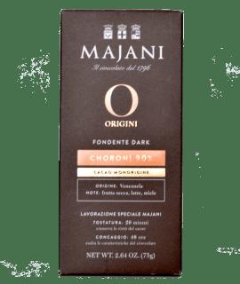 Torrefazione Caffè Chicco D'Oro | Tavoletta Cioccolato - Fondente Dark Choronì 90% - Majani