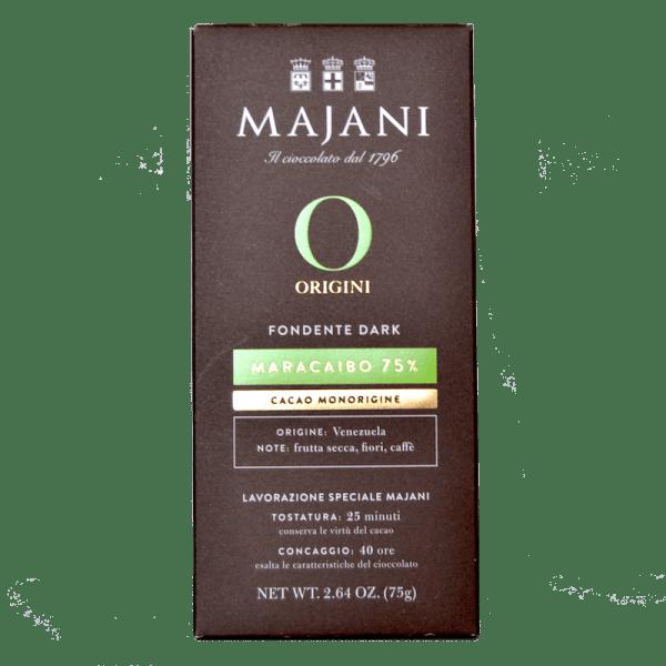 Torrefazione Caffè Chicco D'Oro | Tavoletta Cioccolato - Fondente Dark Maracaibo 75% - Majani