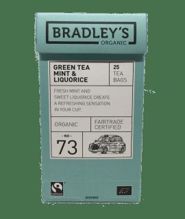 Caffè Torrefazione Chicco D'Oro | Bradley's Tè Verde Menta Liquirizia
