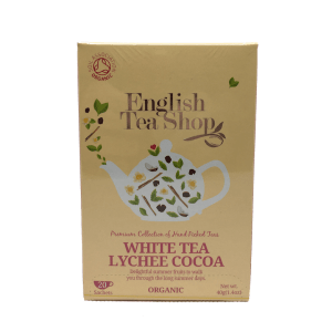 Caffè Torrefazione Chicco D'Oro | English Tea Shop Tè Bianco Cacao Litchi