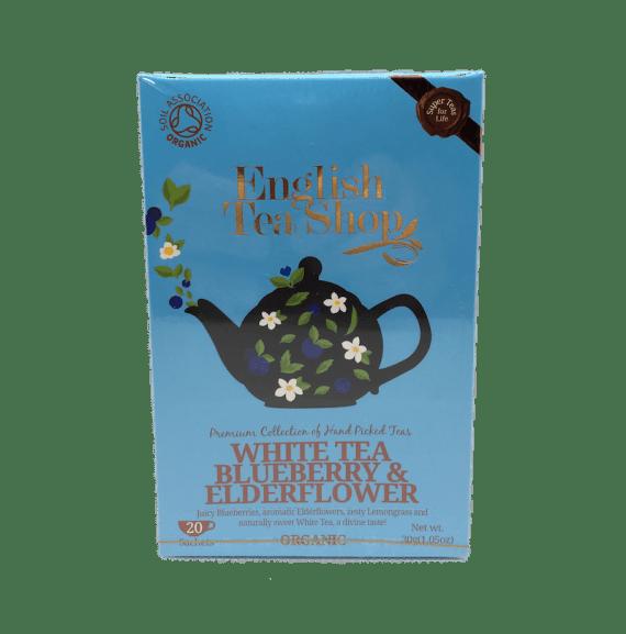 Caffè Torrefazione Chicco D'Oro | English Tea Shop Tè Bianco Mirtillo Fiore Di Sambuco
