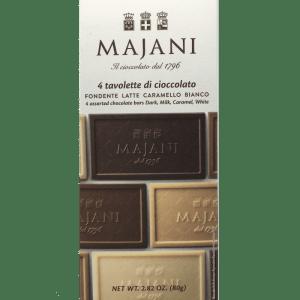 Caffè Torrefazione Chicco D'Oro | Majani Cioccolato 4 Tavolette