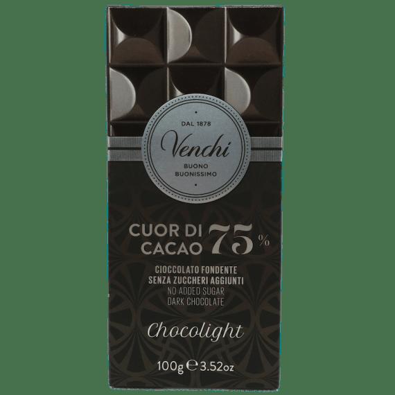 Caffè Torrefazione Chicco D'Oro | Venchi Cioccolato Fondente 75% Senza Zucchero